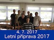 4.7.2017 - Letní příprava - Český Krumlov