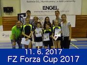 11.6.17 FZ Forza Cup 2017, Český Krumlov