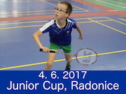 4.6.2017 - Junior Cup - 9. kolo, Radonice
