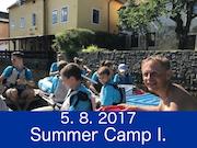 5.8.2017 - FZ Forza Summer Camp I., Český Krumlov