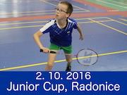 2.10.16 Junior Cup, Praha
