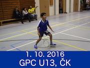 1.10.16 GPC U13, ČK