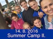 14.8.2016 - FZ FORZA SUMMER CAMP II (ČESKÝ KRUMLOV)