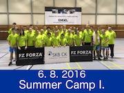 6.8.2016 - FZ FORZA SUMMER CAMP I (ČESKÝ KRUMLOV)
