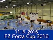 11.6.2017 - FZ FORZA CUP U15, ČESKÝ KRUMLOV