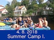 4.8.2018 - FZ Forza Summer Camp I., Český Krumlov