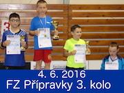 4.6.16 FZ Forza Přípravky 3. kolo, Český Krumlov