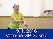 9.1.2016 - Veteran GP (2. kolo), Králův Dvůr