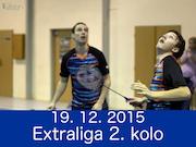 19.-20.12.2015 - Extraliga Český Krumlov