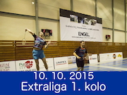 10.10.2015 - Extraliga Český Krumlov