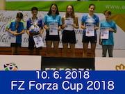 10.6.2018 - FZ Forza Cup U15, Český Krumlov