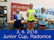 3.6.2018 - Junior Cup, Radonice