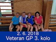 2.6.2018 - Veteran GP 3. kolo, Dobřichovice