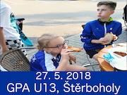 27.5.2018 - GPA U13, Štěrboholy