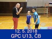 12.5.2018 - GPC U13, České Budějovice