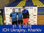 31.8.18 - ICH Ukrajiny, Charkov