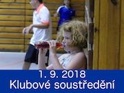 1.9.18 - Letní klubové soustředění, Český Krumlov