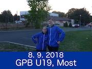 8.9.18 - GPB U19, Most