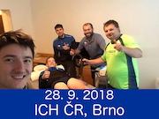 28.9.18 - ICH ČR, Brno