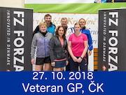 27.10.18 - GP Veteránů, Český Krumlov