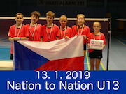 13.1.19 - Nation to Nation U13, Pécs