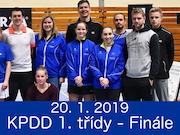 20.1.19 - Finále KPDD 1. třídy J-Z, Český Krumlov
