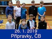 26.1.19 - Přípravky, České Budějovice