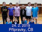 24.2.19 - Přípravky, České Budějovice