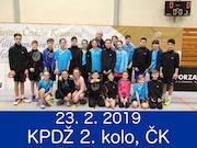 23.2.19 - 2.kolo KPDŽ, Český Krumlov