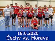 18.6.20 - Čechy vs. Morava, Český Krumlov
