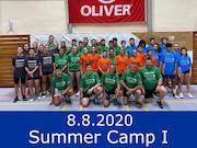 8.8.20 - Oliver Summer Camp I., Český Krumlov