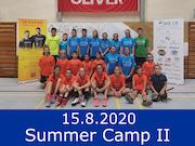 15.8.20 - Oliver Summer Camp II., Český Krumlov