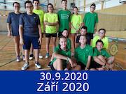 30.9.20 - Září 2020