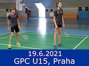 19.6.21 GPC U15, Praha