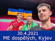 30.4.21 - ME dospělých, Kyjev